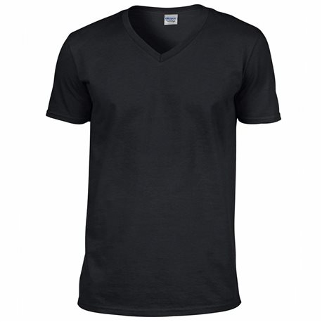 T-shirt col V Softstyle