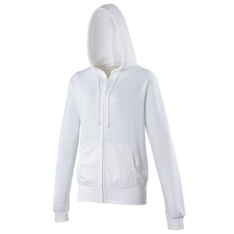 Sweat-shirt zippé Girlie